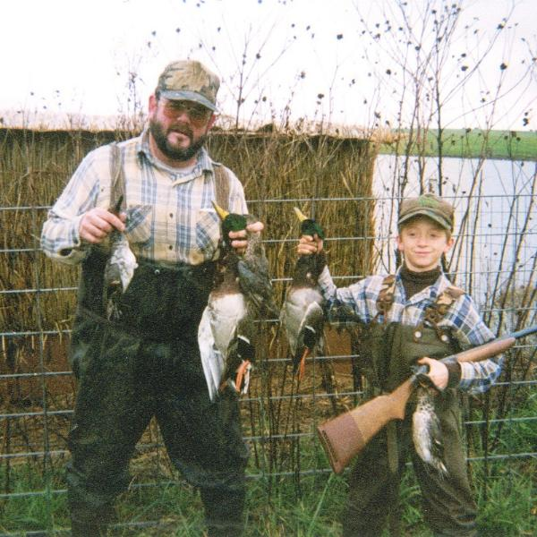 Duck Hunting Photo - Hunting Sports Plus